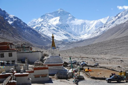 Mount-Everest-North-Face