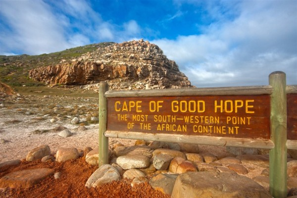 Cape pf Good Hope