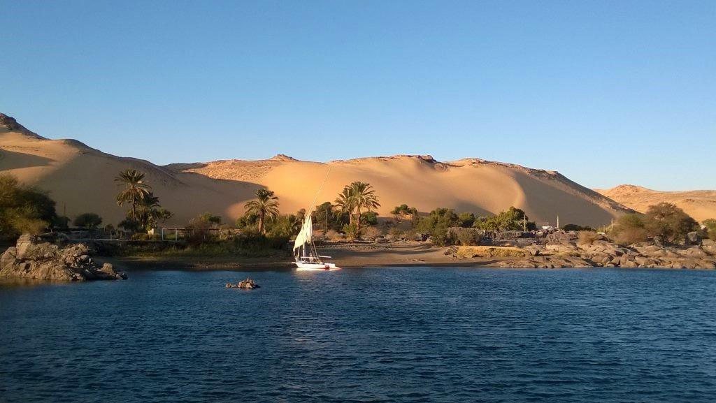 Sailing-Nubia